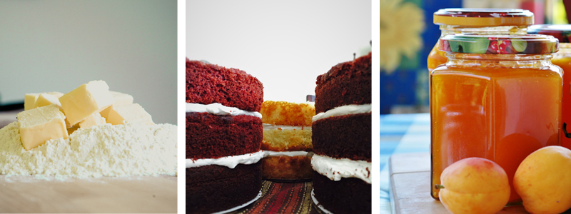 cake fillings and flavors