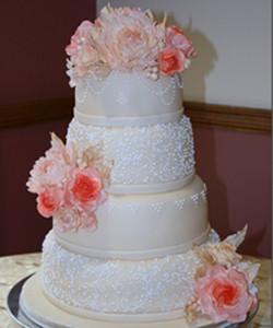 Wedding Cake Winston Salem