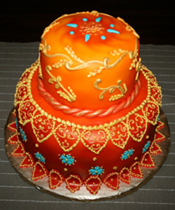Quince and Sweet 16 Cake