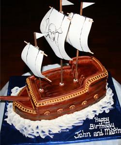 Boy Birthday Cake Winston Salem