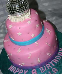 Girl Birthday Cake Winston Salem