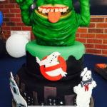ghost buster cake fondant
